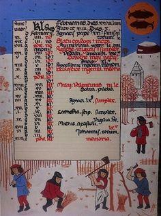 kalendarz na luty