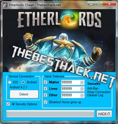 Etherlords Hack Tool, Cheat Engine  Hi all very welcome to my blog today . Feel free to check new software to Etherlords game. I think you're looking for just such a hack tool that will make you satisfied with the game.   #Android Etherlords Hack #Cheat Etherlords #etherlords Activate ether #etherlords Activate lives #etherlords Activate matter #etherlords Add ether #etherlords Add lives #etherlords Add matter #etherlords All ether #etherlords All lives #etherlords All mat