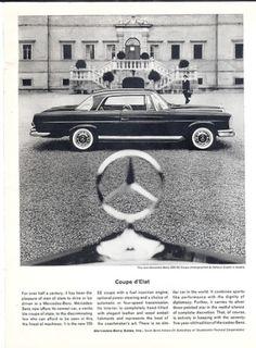 Mercedes-Benz Anciennes / W111