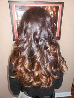 This is my FAVORITE Ombre!! :D I'm seriously thinking about it. 1-30-13