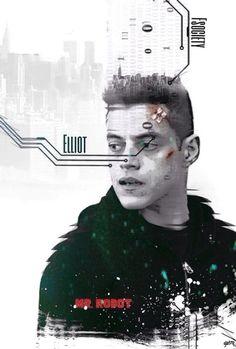 Elliot #MrRobot