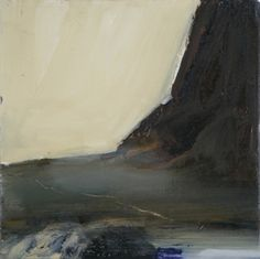Ornulf Opdahl. Hjerolfsnes, 2010, Oil on canvas