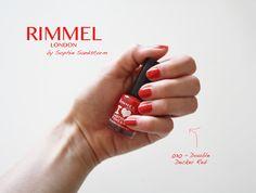 SOPHIE SANDSTORM - RIMMEL http://sophiesandstorm.blogspot.co.uk/ #nailpolish #nail #manicure #beauty #beautyblog #blog #sophiesandstorm #rimmel