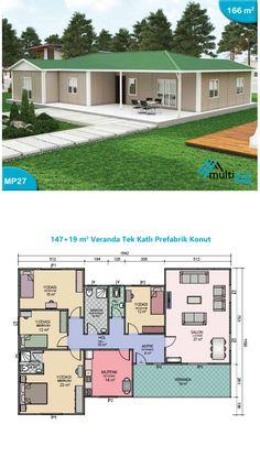 MP27 147m2 + 19m2  4 Bedrooms, 3 Bathrooms, Separate Lounge, Kitchen, Veramda.  Entrance Hall 18m2 Bedroom 1 23m2 Bedroom 2 16m2 Bedroom 3 12m2 Bedroom 4 12m2 Bathroom 1 6m2 Bathroom 2 4m2 Bathroom 3 3m2 Kitchen 14m2 Lounge 37m2 Veranda 19m2