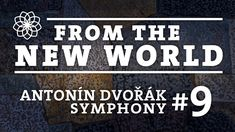 "The Symphony No. 9 in E minor, ""From the New World"", Op. 178 (Czech: Symfonie č. 9 e moll ""Z nového světa""), popularly known as the New World Symphony. London Symphony Orchestra, Music Songs, Artworks, Outdoors, News, World, Pretty, Nature, Youtube"