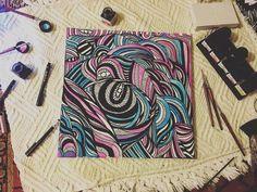#pittura #contemporarypainting #artiste #contemporaryartist #artnews #artcollector #artfair #painting #paint #abstractpainting #abstractart #art #culture #universel #illustrate#girondin#anelygrd #beauvais #haiti #haitienne#instagood #illustrate #instragram #artnews #love#arts_help #goodvibes #art #abstract #painting #newart #artiste #beauvais #ecoline #illustration #aquarelle