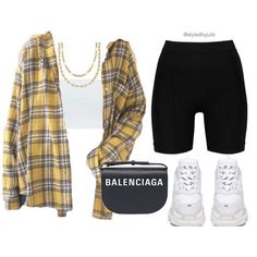 Swag Outfits For Girls, Cute Swag Outfits, Cute Comfy Outfits, Teenager Outfits, Edgy Outfits, Retro Outfits, Grunge Outfits, Mode Emo, Jugend Mode Outfits