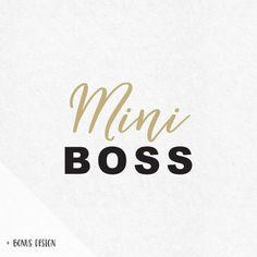 50+ Mini And Boss Lady Svg SVG