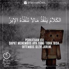 Smoga kita termasuk orang-orang yang selalu menjaga mulut dari perkataan yang tidak manfaat. . . اللهم صل على سيدنا محمد و على آل سيدنا محمد . Like dan Tag 5 Sahabatmu Sebagai Bentuk Dakwah Kita Hari Ini.. . #Dakwah #Cinta #CintaDakwah #TausiyahCinta #Islam #Muslim #Muslimah #Tausiyah #Muhasabah #PrayForAllMuslim #Love #Indonesia #Quran #AlQuran M A J E L I S T A U S I Y A H C I N T A { Dakwah dan Inspirasi }