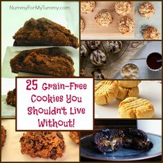 25 Grain-Free Cookies You Shouldn't Live Without