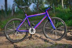 Nostalgia, love these old Klein bikes!
