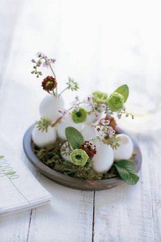 Ostergestecke selber machen - kreative Bastelideen zu Ostern