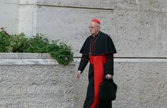Key Synod cardinal sets stage with ringing defense of Church teaching  Pope Francis called for Synod fathers to exercise 'apostolic courage,' and Cardinal Péter Erdő did not disappoint.