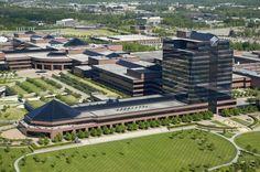 Chrysler Motors World Headquarters,Auburn Hills,MI