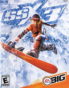 SSX3. It's you against the mountain.
