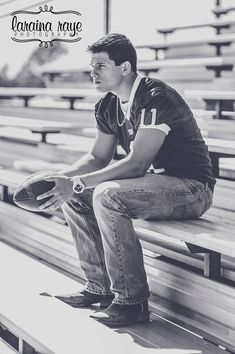 Senior Boy Senior Pictures Senior Ideas for Boys High School Football Laraina Hase Photography Football Senior Photos, Football Poses, Football Pictures, Cheer Pictures, Senior Year Pictures, Unique Senior Pictures, Senior Pictures Sports, Volleyball Pictures, Homecoming Pictures