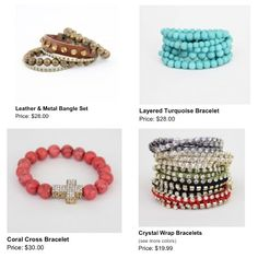 Great find!  Awesome site for beautiful bracelets!