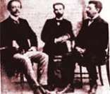 A Tríade Parnasiana: Olavo Bilac, Raimundo Correia e Alberto de Oliveira