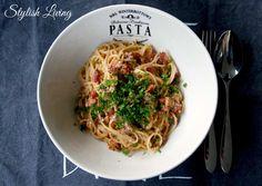 Spaghetti Carbonara a là Poletto