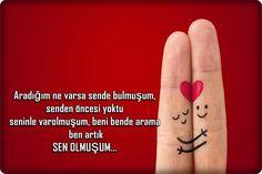 Güzel Aşk Sözleri Kısa ve Öz