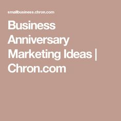 25th anniversary promotion ideas