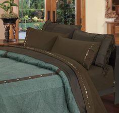 turquise ruffled bedding | ... here: Home > Duvet Cover Department > CHEYENNE TURQUOISE DUVET COVER