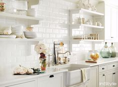 lauren conrad's kitchen