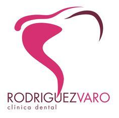 Logotipo Clínica dental, Rodriguez Varo