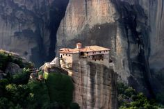 Meteora Greece Transforming the way we travel http://yourbesttraveler.com
