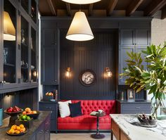 townhouse traditional and modern interior by kevin dankan 8