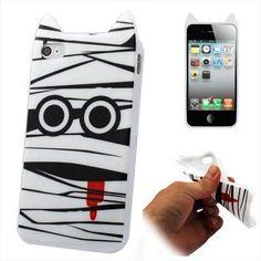 Capa Múmia para iPhone 4/4S