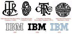 La evolución de la imagen corporativa | IBM