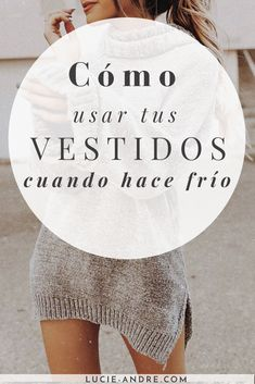 ¿Cómo tener estilo estilo cuando hace f. How to wear your dresses in winter? How to have style style when it's cold with a dress? My feminine style tips to l Curvy Outfits, Casual Fall Outfits, Cool Outfits, Outfits Otoño, Winter Mode Outfits, Winter Fashion Outfits, How To Have Style, Short Women Fashion, Estilo Fashion
