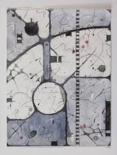 Small Study, Large Painting, Saatchi Art, Texture, Abstract, Drawings, Artwork, Projects, Sketch