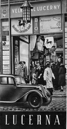 Barrandovská 1/165 - WWW.BARRANDOV1928.CZ Macedonia, Old Pictures, Czech Republic, Vintage Images, Prague, Techno, Greece, Earth, Spaces