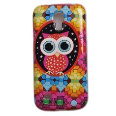Voguecase® TPU Silicone Shell Housse Coque Étui Case Cover Pour Samsung Galaxy S4 Mini i9190(Chouette 05)+ Gratuit stylet   3,19 €