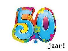verjaardag plaatjes 50 jaar