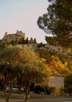 Eze - autumn in Provence | by © CHRIS230
