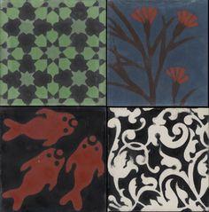 Emery & cie - Tiles - Cement - Models - Patchwork