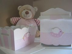 Baby Wall Decor, Baby Deco, Decoupage Wood, Baby Born, Kids Boxing, Baby Cards, Toy Chest, Decorative Pillows, Toddler Bed