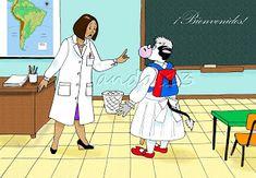 LÁPIZ Y PAPEL: La vaca estudiosa Family Guy, Guys, Fictional Characters, Cow, Short Stories, Paper Envelopes, Sons, Fantasy Characters, Boys