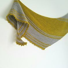 Leya is an asymmetrical shawl knit on the bias, that involves a constant change of panels to keep it both fun and interesting!