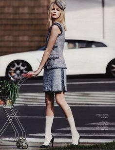 Natalia Chmielik for PANI May 2014 - Inspiration by Color