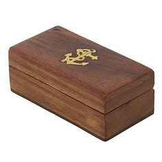 Wooden Trinket Jewelry Box Sleek and Simple Gift for Sister 4 X 2 X 15 Inches ** This is an Amazon Affiliate link. Continue to the product at the image link.