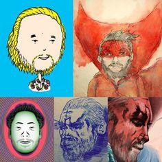 David Choe Fan Art