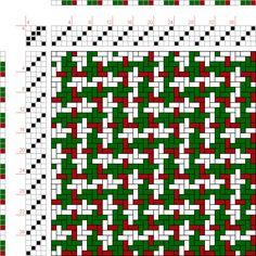 draft image: Page 172, Figure 5, Orimono soshiki hen [Textile System], Yoshida, Kiju, 4S, 4T