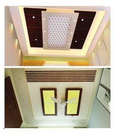 Contemporary Ceilings vol 10 House Ceiling Design, Ceiling Design Living Room, Bedroom False Ceiling Design, Living Room Designs, Single Floor House Design, House Front Design, Dream Home Design, Home Interior Design, Kitchen Design Software