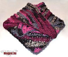 Horgolt kendő - Sachiyo Fukao japán tervező mintája alapján Fingerless Gloves, Arm Warmers, Crochet, Fashion, Fingerless Mitts, Moda, Fingerless Mittens, Fashion Styles, Knit Crochet