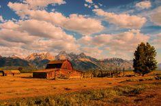 """""""Moulton Barn"""" by jz22"""
