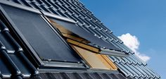 VELUX HEAT PROTECTIVE AWNING